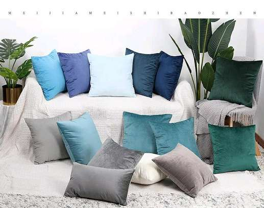 THROW PILLOWS TO MATCH YOUR HOUSE image 1