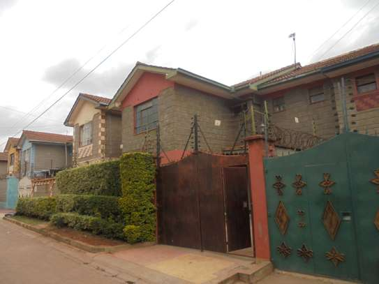 4 Bedroom Townhouse To Let in Royal Park Estate - Lang'ata