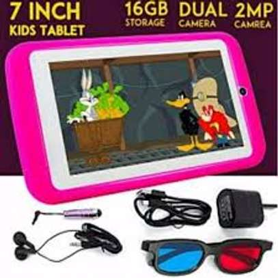 7 Inch Kids Tablet With Sd Card image 1