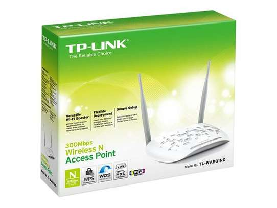 TP-LINK WA801ND 300Mbps POE Ready Wireless N Access Point