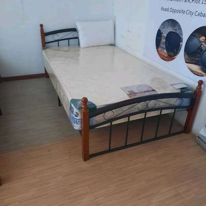 Open Frame Bed image 1