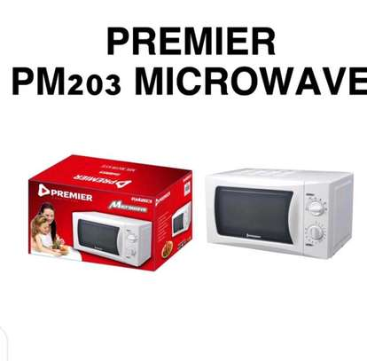 Quality premier microwave on offer image 1