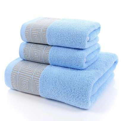 3 in 1 quality towels