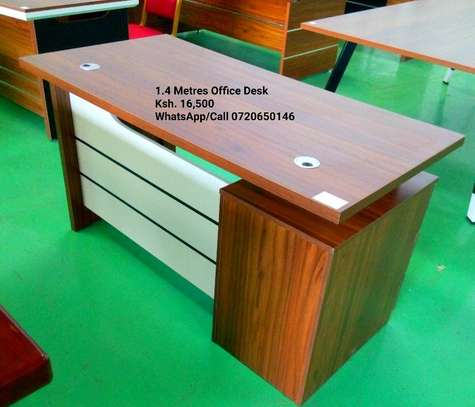 Office Desk 1.4 Metres