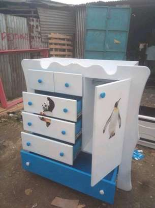 Gorgeous Modern Quality Kids Chest Drawer image 1