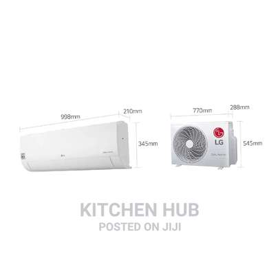 Lg Dual Inverter High Wall Room Split Air Conditioner image 1