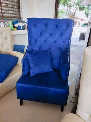 Wing chair/ saddle/ cheek chair image 1