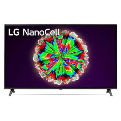 LG NanoCell TV 55 Inch NANO80 Series, 4K Smart ThinQ AI-April Mega Sale image 2