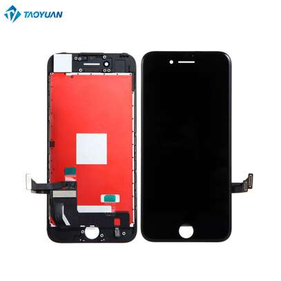 Iphone 8 plus  screen  replacement -black image 5