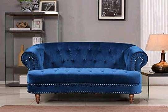 Modern blue Sofas for sale in Nairobi Kenya/three seater sofa/blue tufted sofas image 1