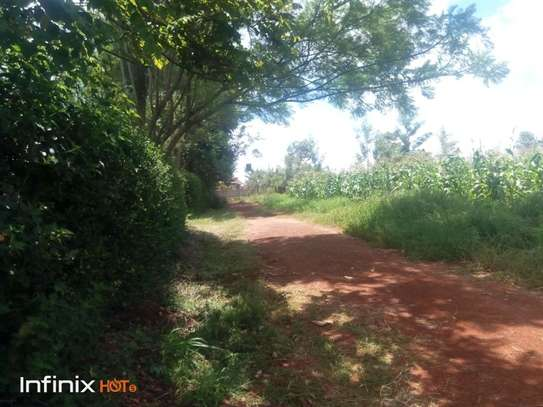 2023 m² land for sale in Kiambaa Settled Area image 4