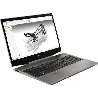 """HP 15.6"""" ZBook 15v G5 Multi-Touch Mobile Workstation image 2"""