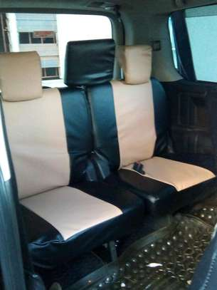 Perfect fit car seat covers