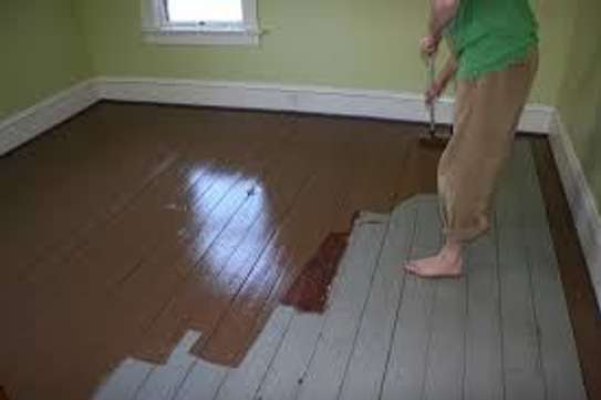 Epoxy Paint for Wooden Floor