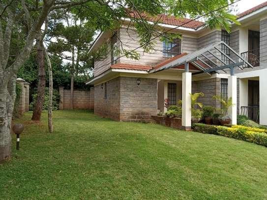 Furnished 2 bedroom apartment for rent in Karen image 12