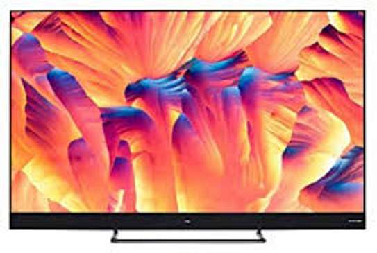 TCL 65 INCH 4K ANDROID QLED TV-C715 image 1
