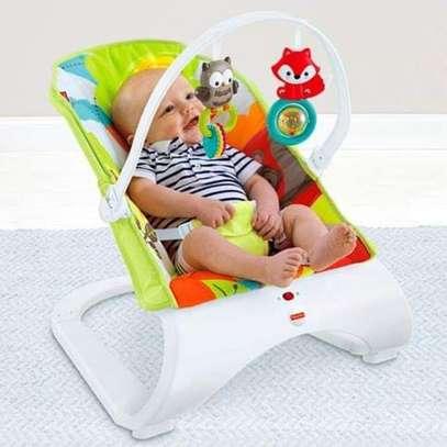 baby bouncer/rocker/glider image 2