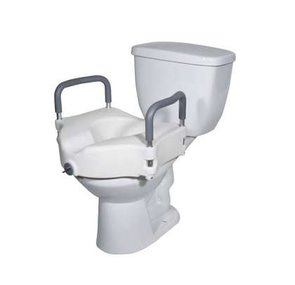 Toilet raiser with Handles image 1