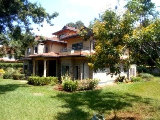 4 bedroom townhouse for rent in Karen image 12