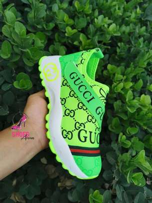 Latest Gucci sneakers image 12