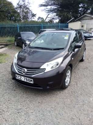 Nissan note 2013 Purple