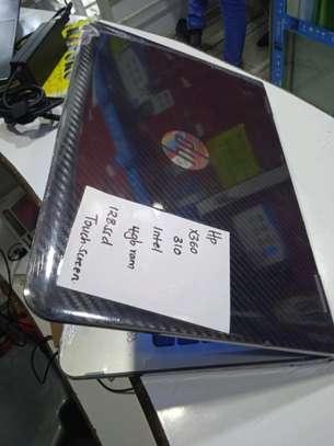 HP X360 310 256GB SSD 8GB Ram Touchscreen(in shop) image 1