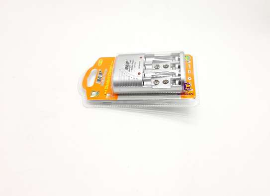 Standard Battery Charger For AA, AAA, And 9V Batteries image 5