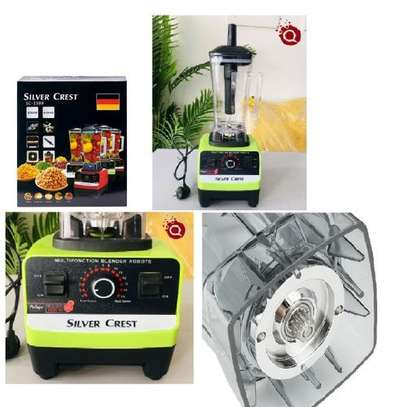 silver crest High Power Food Processor Electric Blender-3000WTTS image 3