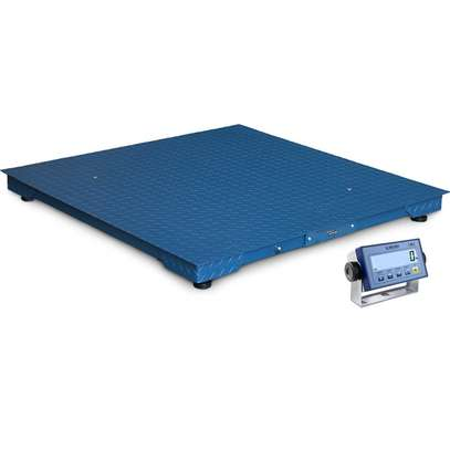 1 ton Industrial Platform Weighing Scale. image 1