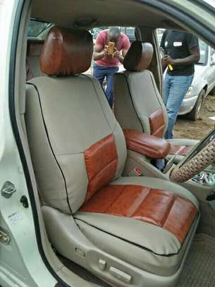 Cool colors car seat covers image 3