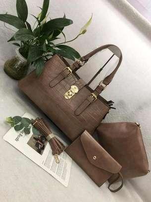 Pure leather Handbags image 1