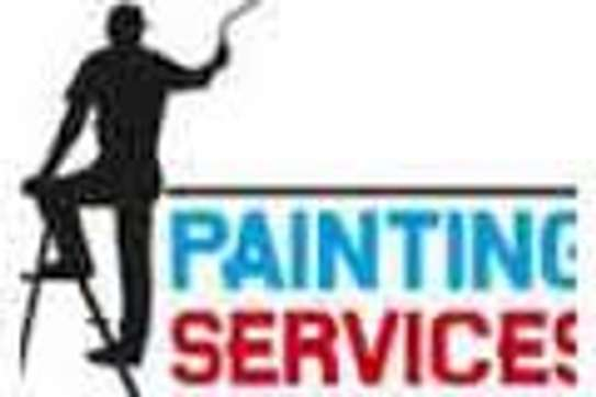 Painting, Wall Decoration, Wall Paper Fixing & Tiles Flooring image 1