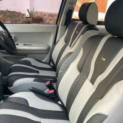 CAR SEAT COVERS AND INTERIOR CUSHIONS image 1