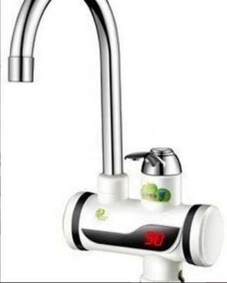 Instant water heater for tap image 1