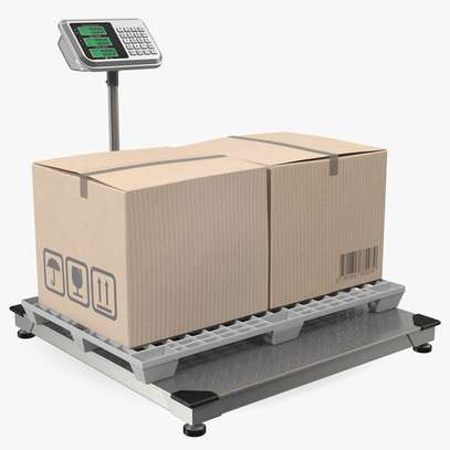 1000kg Warehouse Scale. image 1