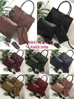 Pure leather Handbags image 3