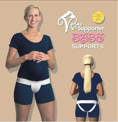 V2 SUPPORTER - MATERNITY SUPPORT BELT image 1