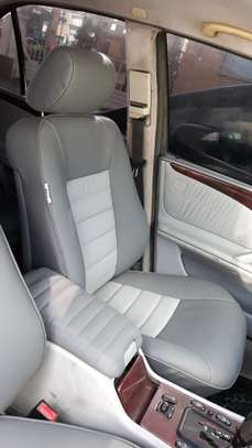 Boss Customz: Complete Interior Car Renew Upholstery image 12