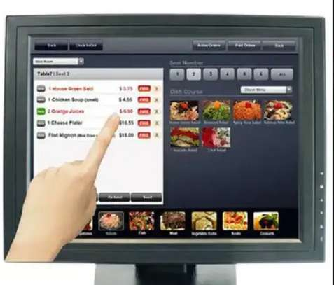Pos Touch Screen Monitor image 1