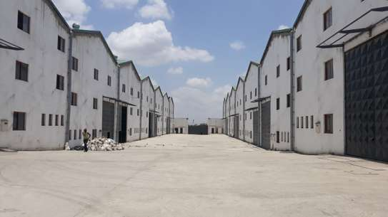 10,000 Sq ft WAREHOUSE FOR LET