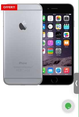 "Apple iPhone 6 64GB Certified Refurbished 1GB RAM 8MP 4.7"" 2 weeks warranty Space Gray image 1"