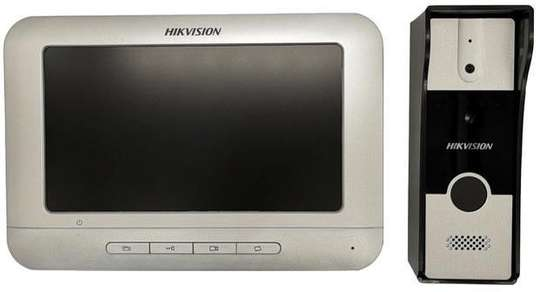 Hikision video door phone image 1