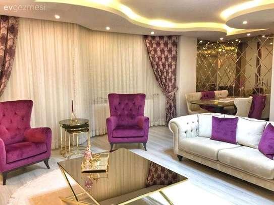 Purple single seater sofas for sale in Nairobi Kenya/Best one seater sofas for sale in Nairobi Kenya image 1