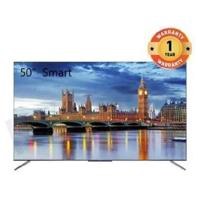 Vision plus 50 inch smart Android frameless TV image 1