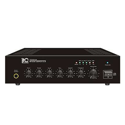 ITC Mixer amplifier 60 watts/120 watts image 1
