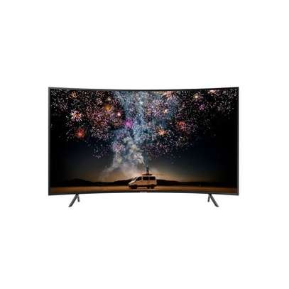49 inch Samsung Smart UHD 4K Curved HDR TV - UA49RU7300KXKE - Free Wall Mount Bracket, Delivery and Installation image 1