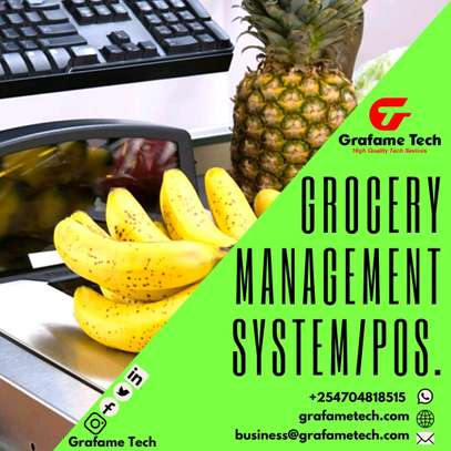 Grocery management Point of sales