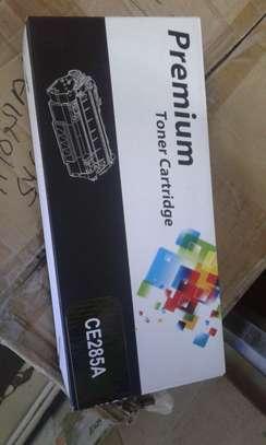 HP 85A Black LaserJet Toner Cartridge, CE285A image 2