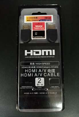 Sony High Speed HDMI Cable-2M image 1