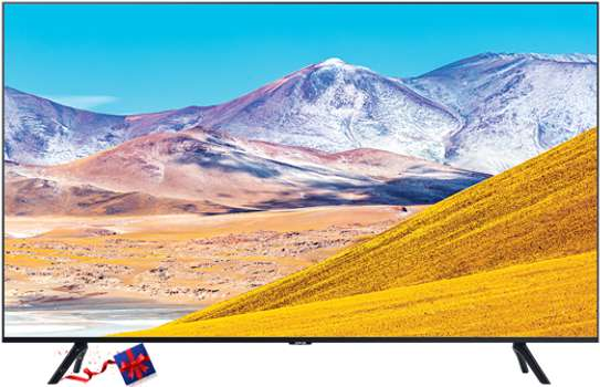 Original samsung UA-65TU8000 FLAT SMART LED TV: SERIES 8 image 1